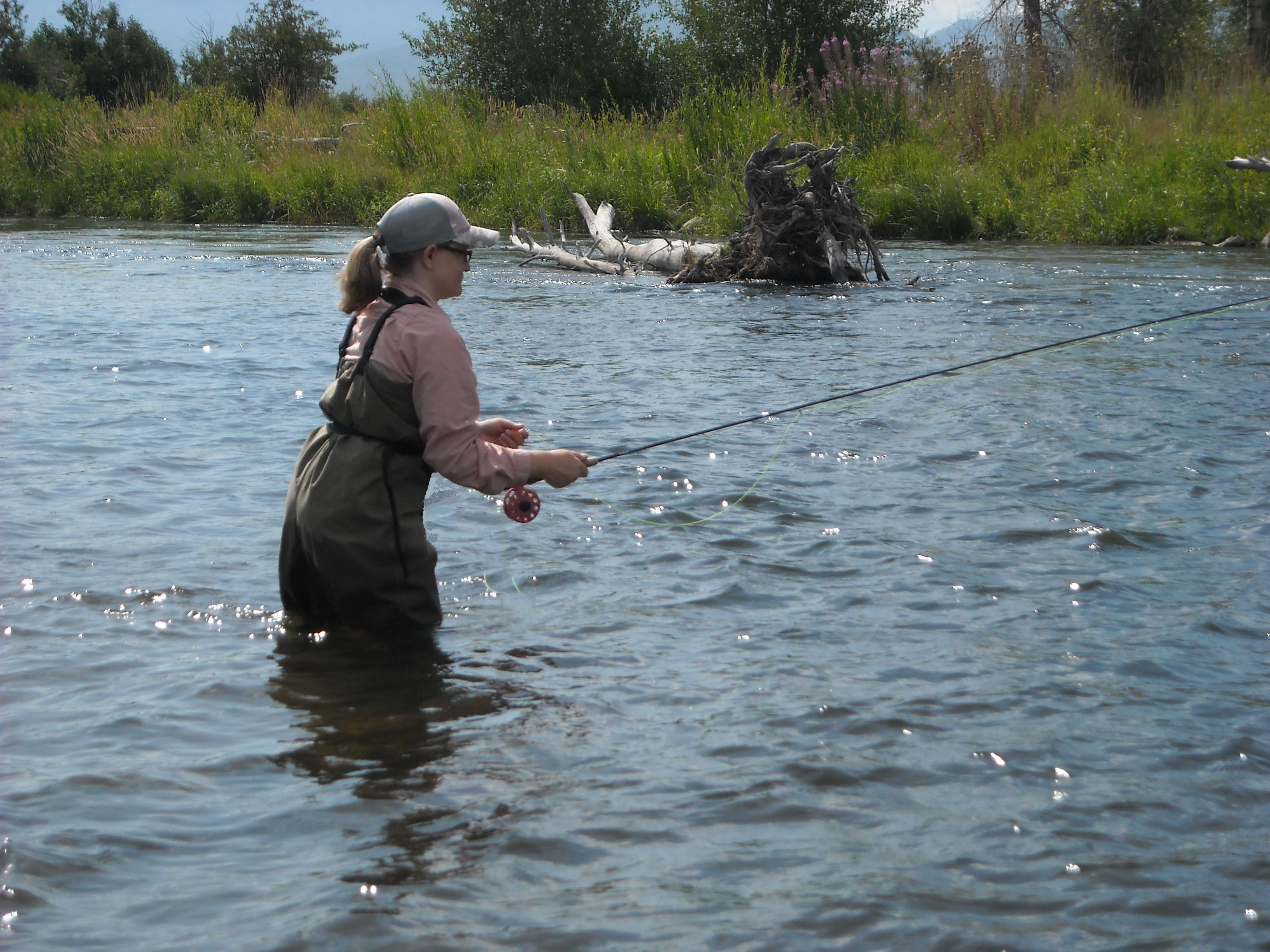 Nick erin 39 s fishing adventures nick erin attardi we for Provo river fly fishing